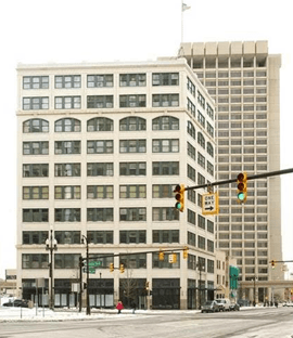 Gabriel Houze - Apartment Rentals Detroit | Houze Living Communities - building-gabriel